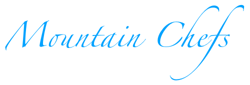 The logo for MountainChefs.net